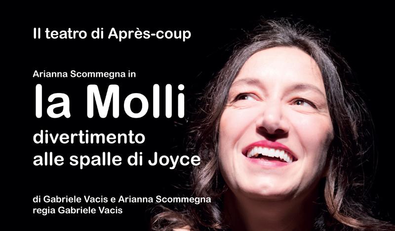 14/09/2018 - la Molli con Arianna Scommegna