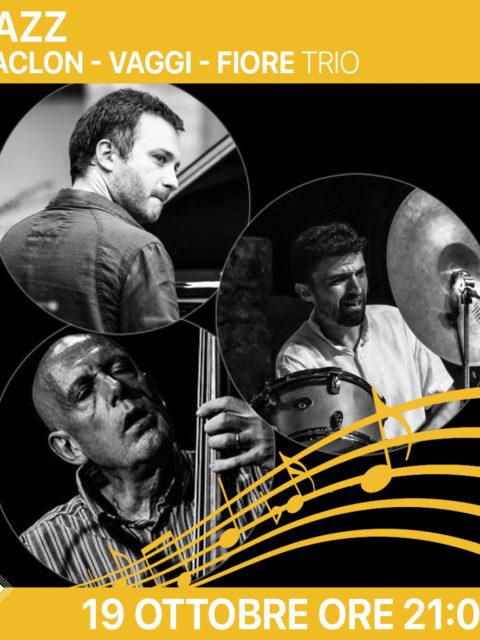 Musica Jazz con Daclon - Vaggi - Fiore trio!
